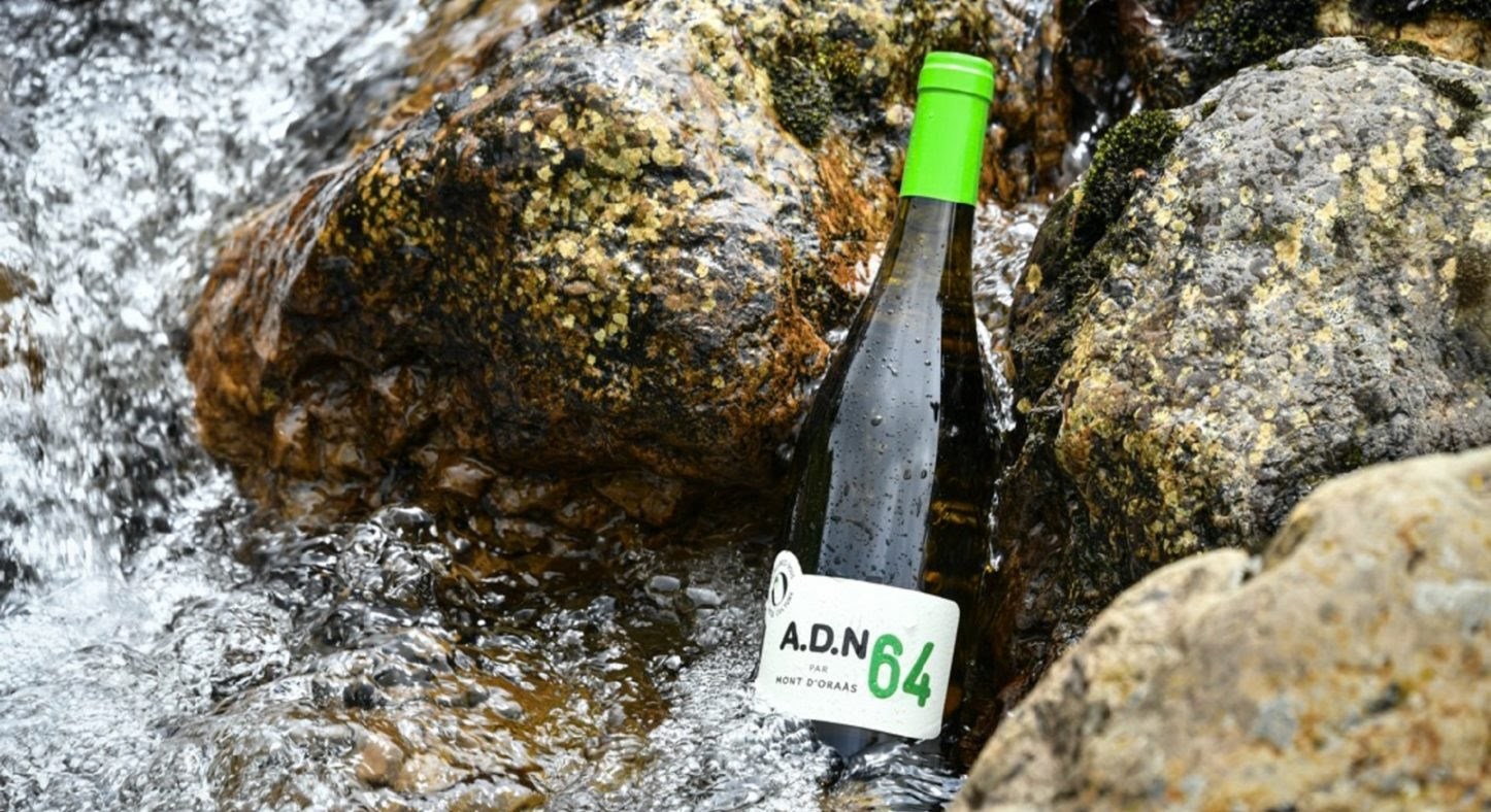 On a goûté : les vins ADN 64 par Mont d'Oraàs