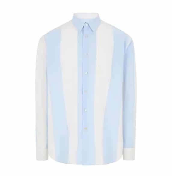 Chemise à rayures Paul Smith