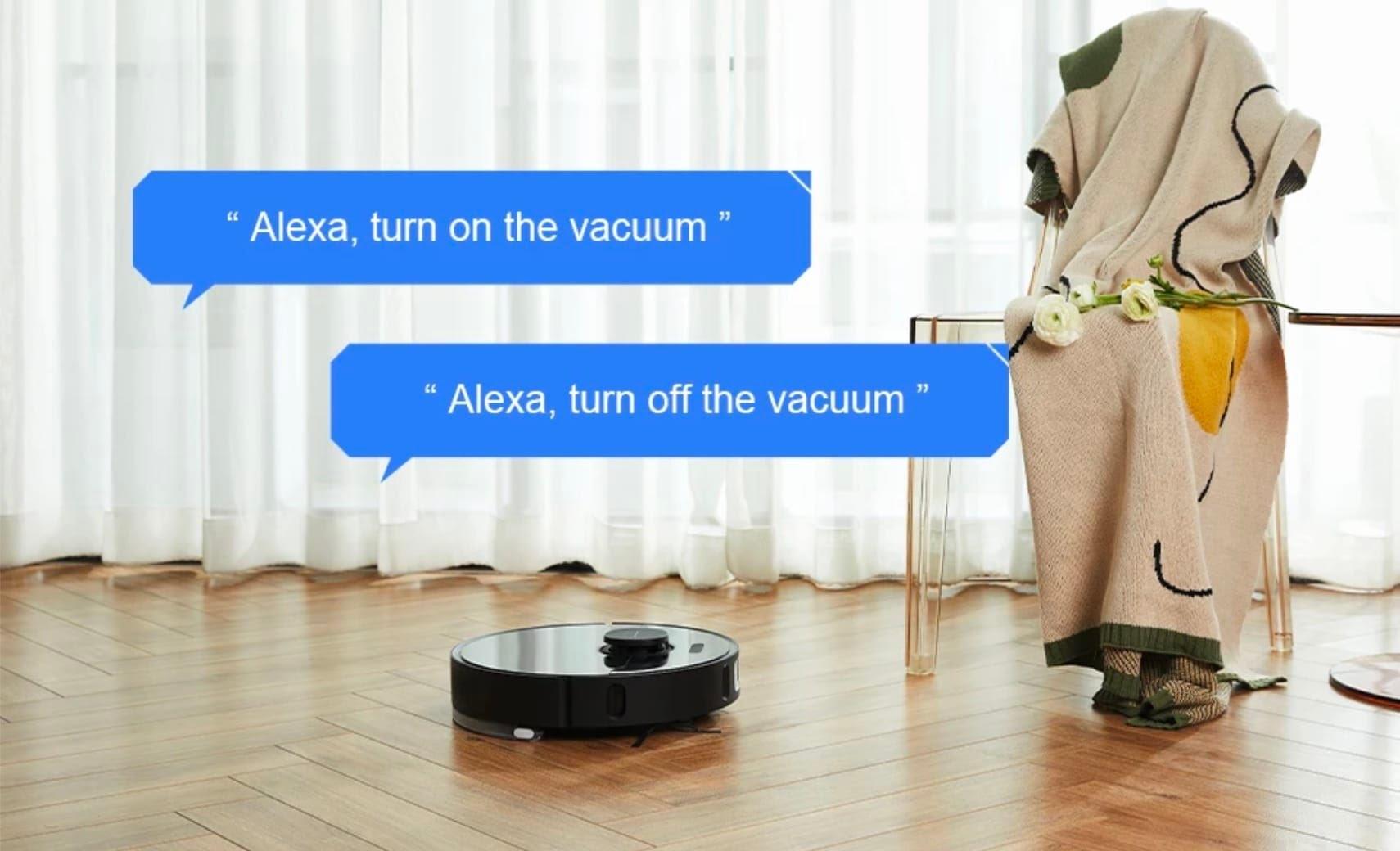 Aspirateur Robot Dreame Bot L10 Pro Alexa