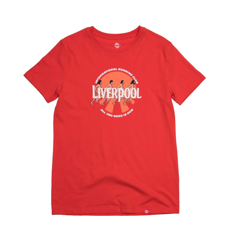 T-shirt IRC Liverpool