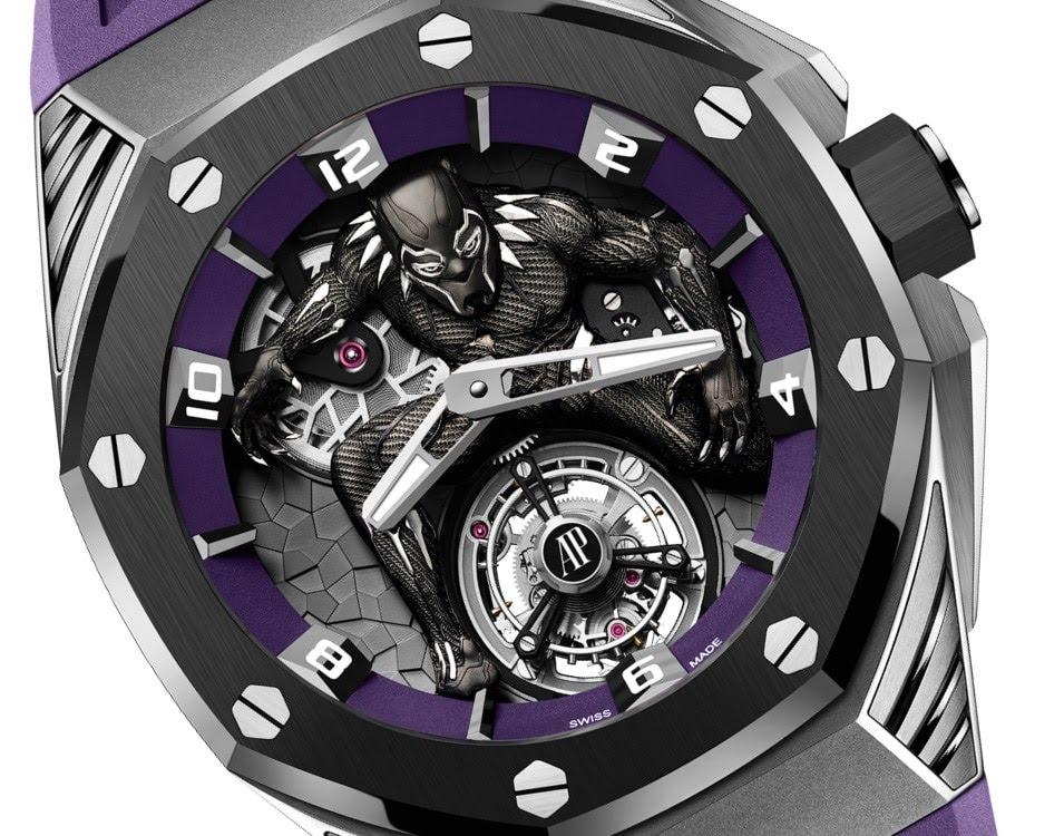 Audemars-Piguet Royal Oak Concept Black Panther