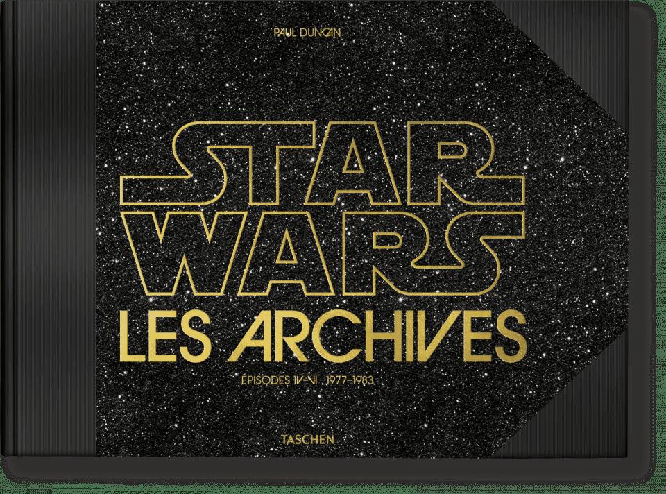 Livre Les archives star wars