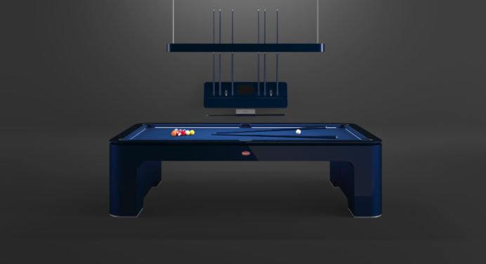 Voici la première table de billard Bugatti à 250 000 euros !