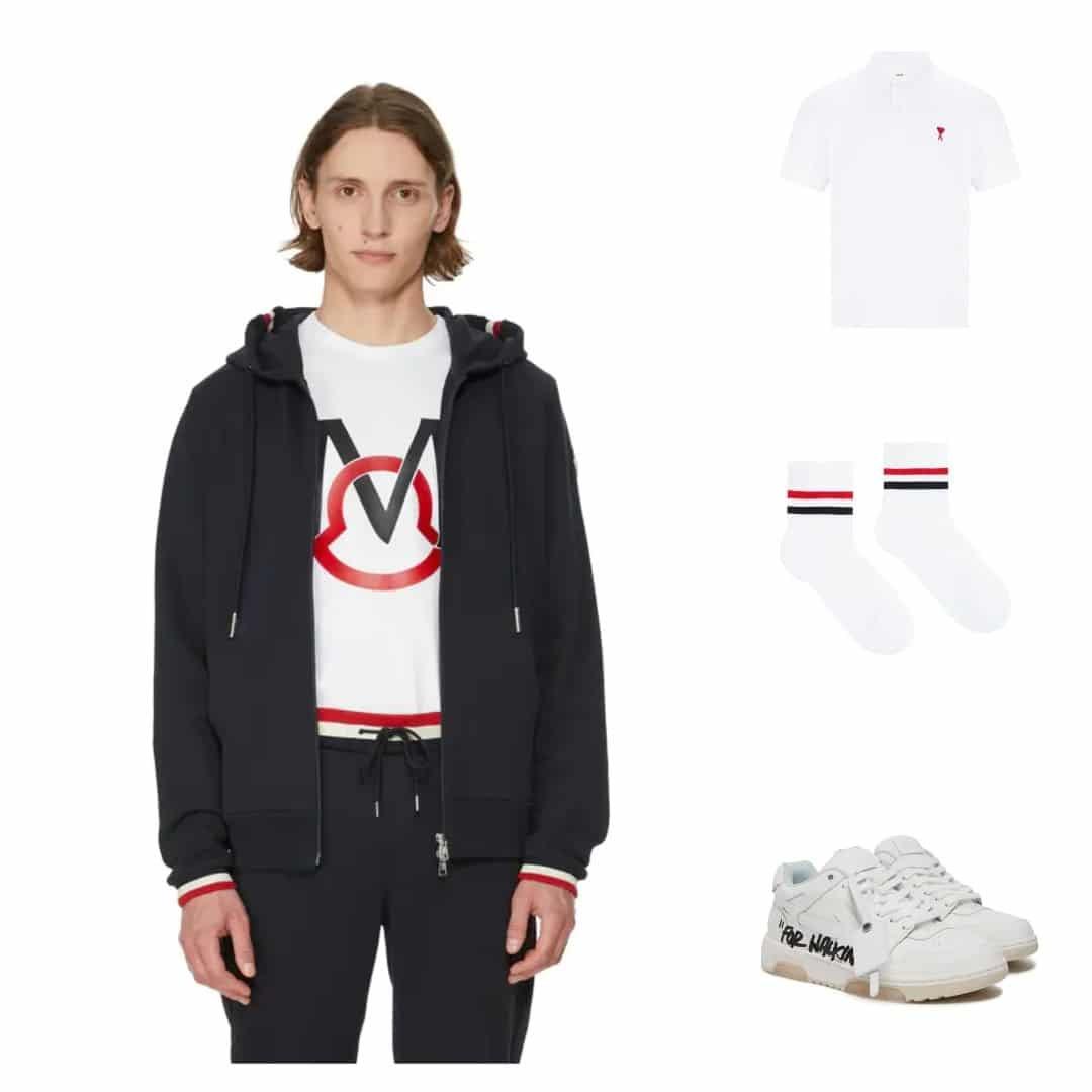 Mode homme printemps-été 2021 - Un look décontracté pour télétravailler