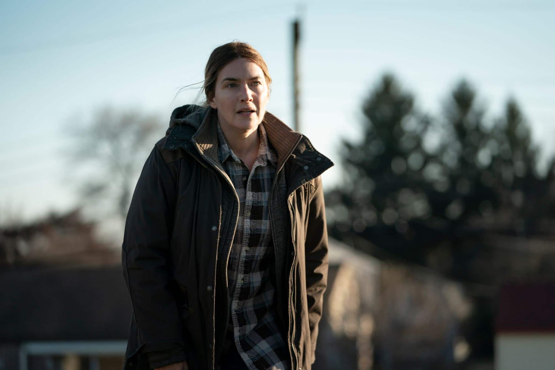 Kate Winslet dans Mare of Easttown
