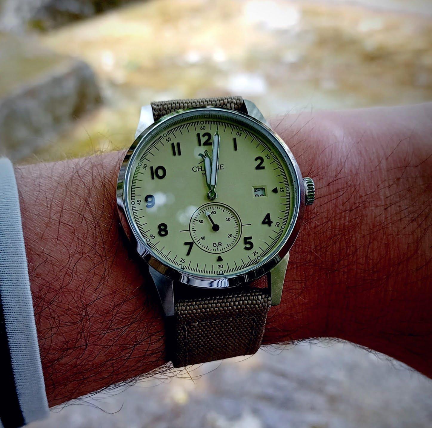Charlie Watch GR - Grande Randonnée