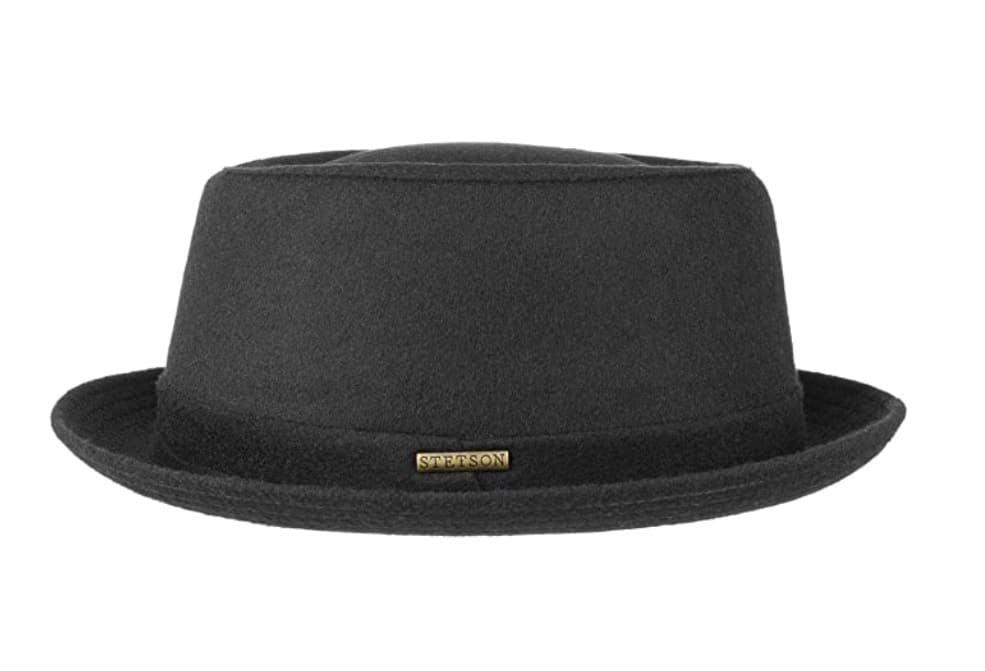 Nom de chapeau - Pork pie en laine Stetson