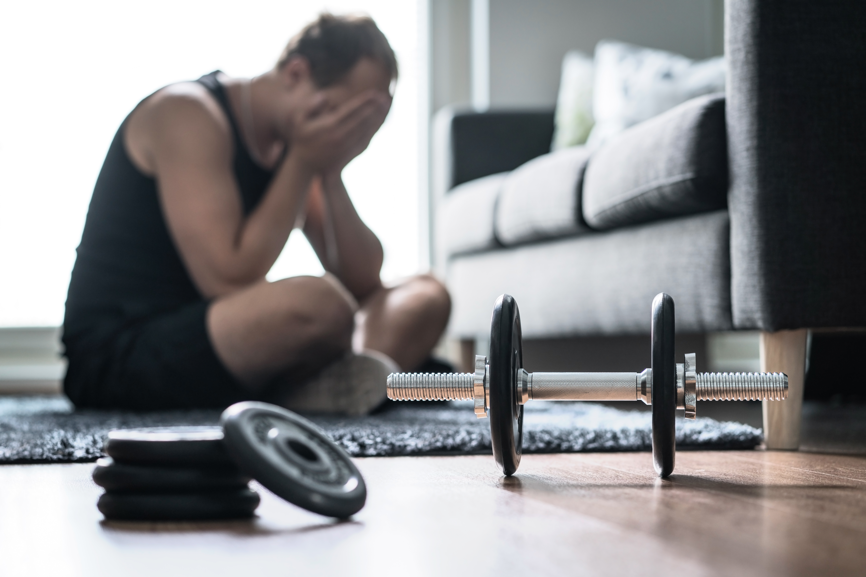 le sport inensif : attention aux excès