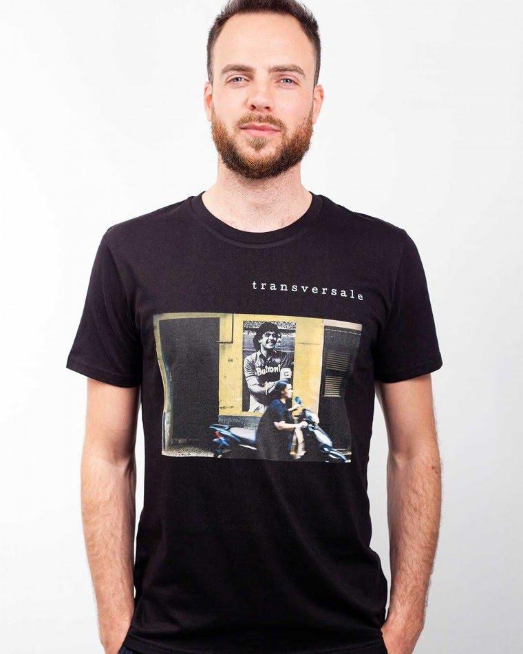Transversale - t-shirt Naples