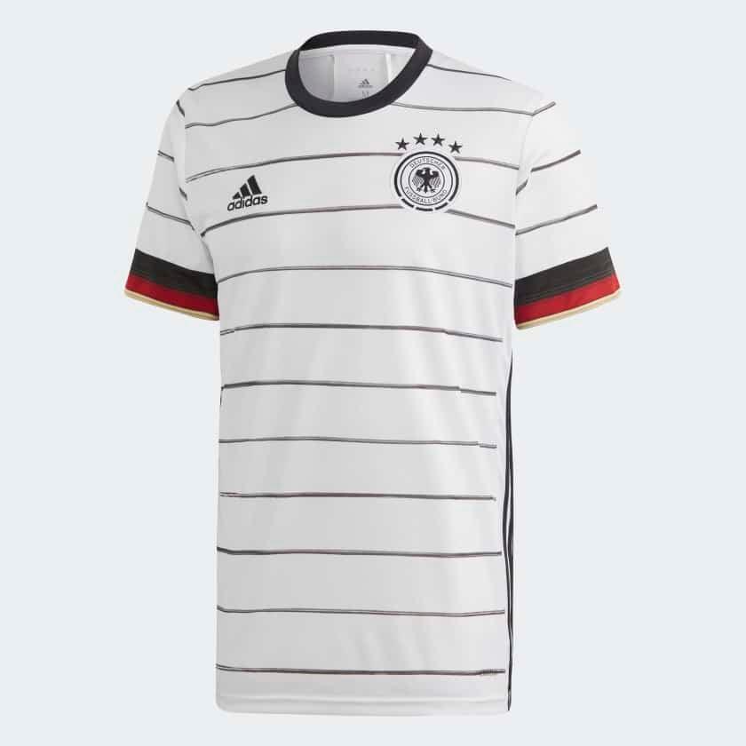 Euro 2021 - Maillot de l'Allemagne