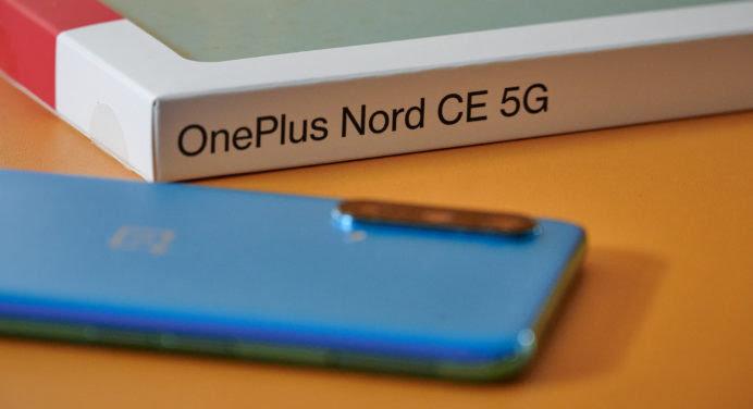 Test smartphone OnePlus Nord CE 5G : jack est de retour !