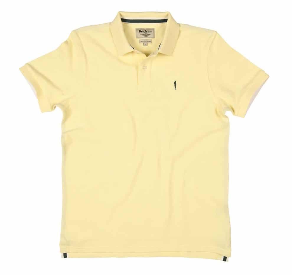 Polo jaune Bexley