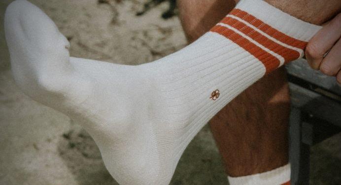 Erwans : et les chaussettes de tennis (re)deviennent tendance !