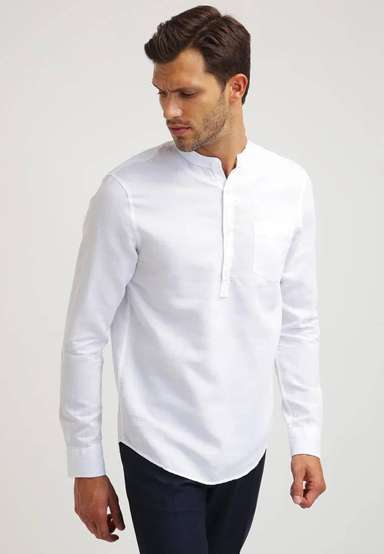 Avis Pier One - chemise blanche