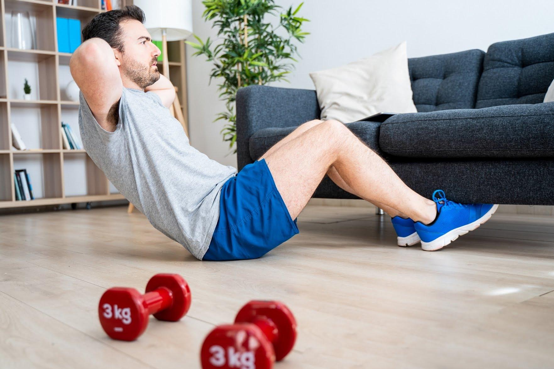 Erreur de débutant pour muscler les abdominaux