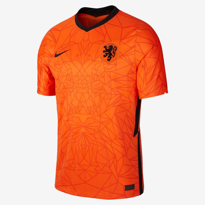Euro 2021 - Maillot des Pays-Bas