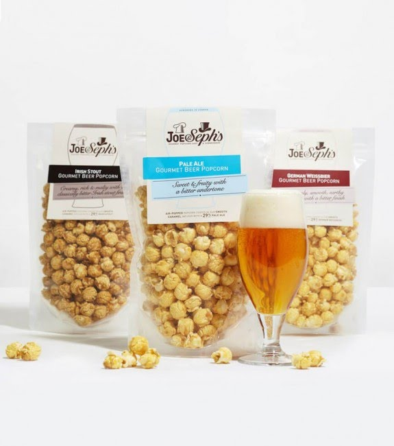 Fête des pères - popcorn bière