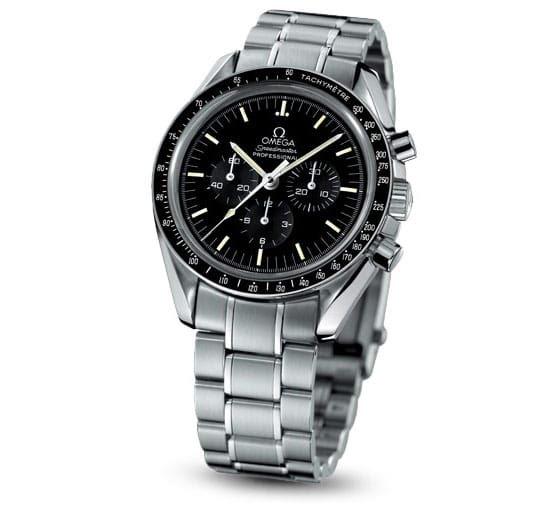 Omega Speedmaster : une montre sur la lune