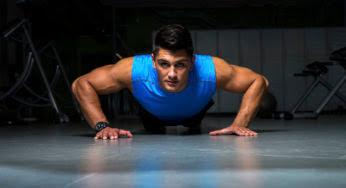 Votre programme de musculation : incontournables pompes !
