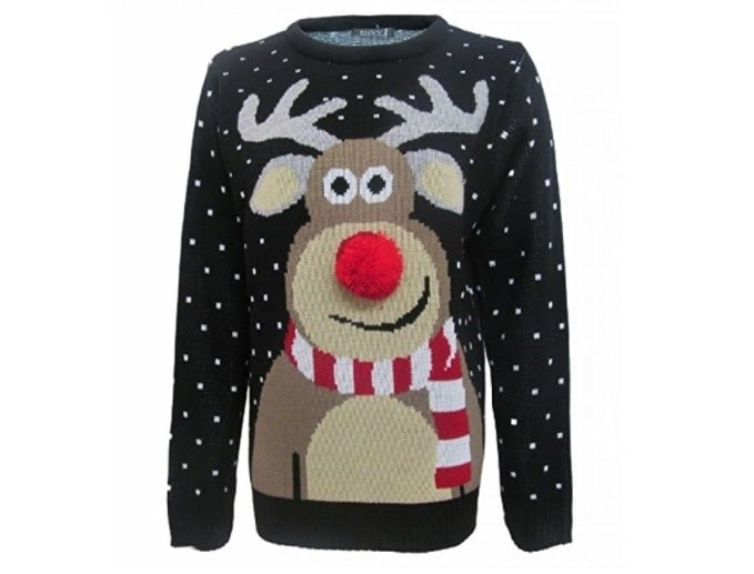 Pullover de Noël Cleverkit : 13,98€
