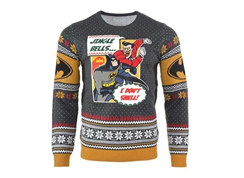 Pull de Noël Batman : 44,99€