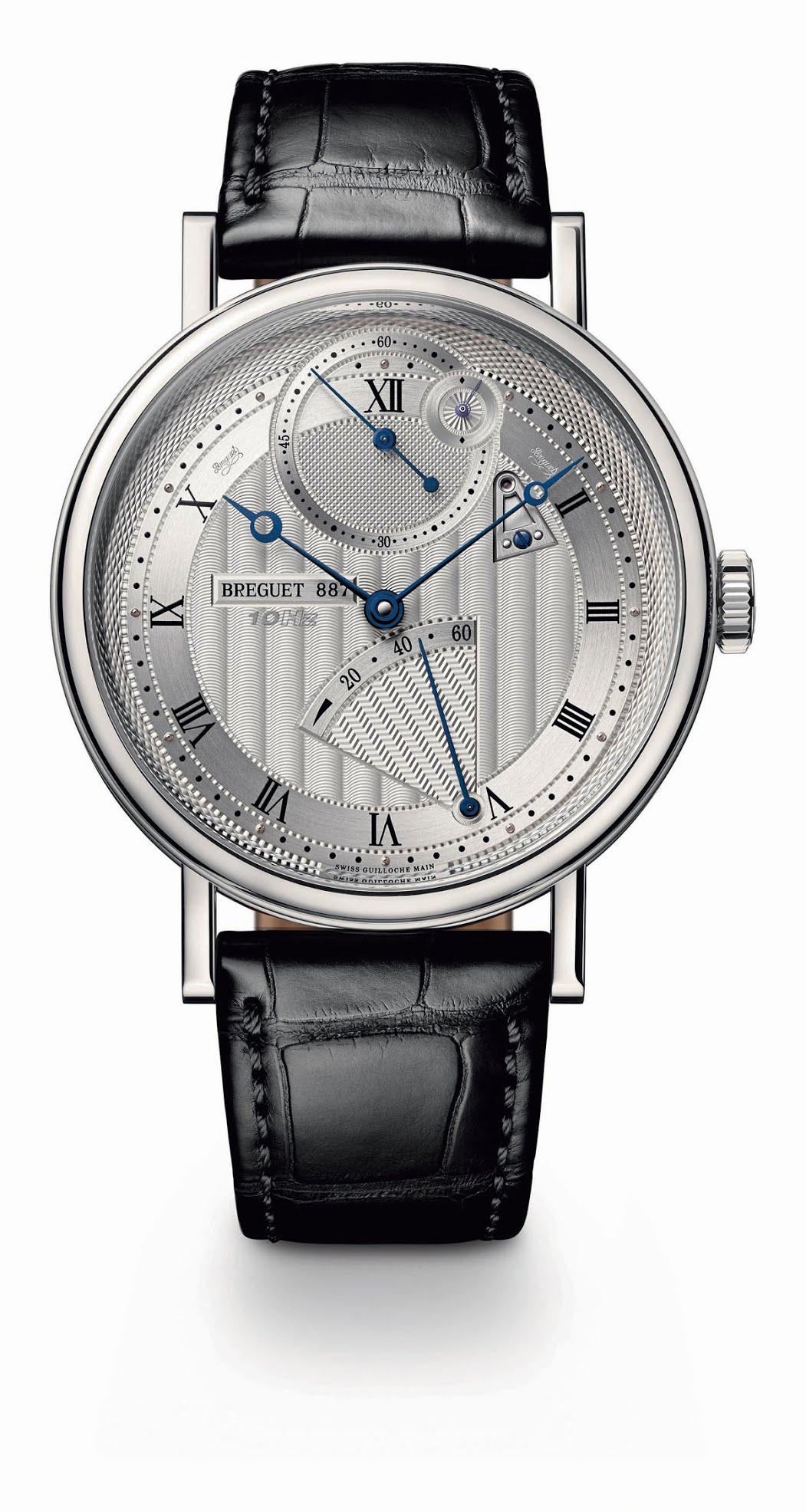 Cette montre Breguet a reçu l'Aiguille d'Or 2014