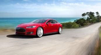 Tesla Model S D : 700 chevaux et un pilote automatique !