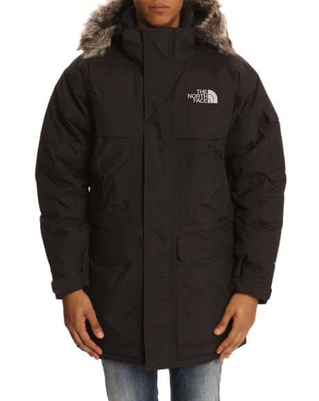 Parka The North Face : 389 euros