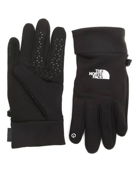 Gants The North Face : 35 euros