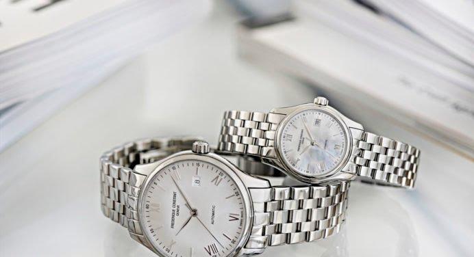 Frédérique Constant : la montre de luxe idéale pour les couples