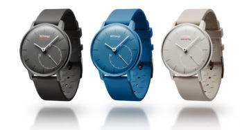 Withings Activité Pop: la montre connectée « made in France » a de l'allure