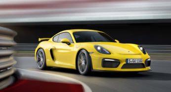 Porsche Cayman GT4 : une Porsche pas comme les autres