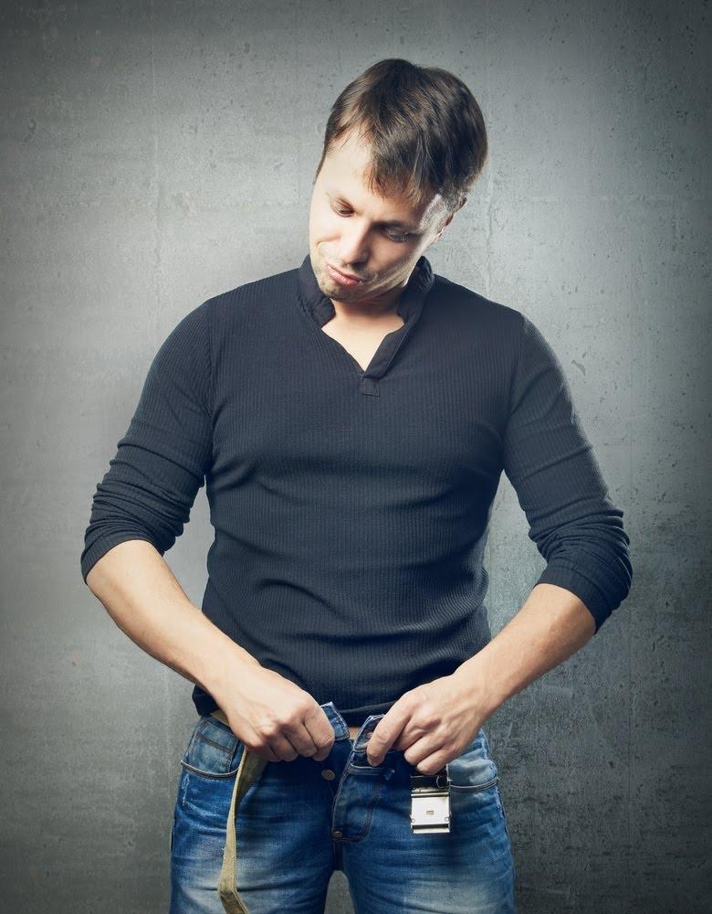 La longueur d'un pénis au repos est en moyenne de 9,16 centimètres