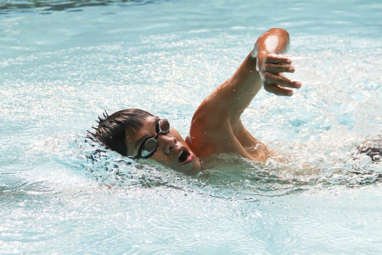 La natation pour le cardio
