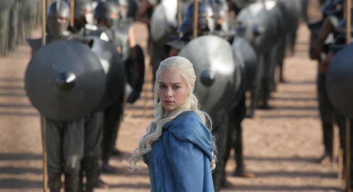 Game of Thrones : c'est parti pour la saison 5 !