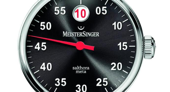 Montre Salthora Meta de MeisterSinger : un véritable défi technique