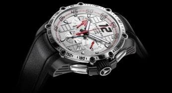 Chopard Superfast Chrono Porsche 919 : une montre unique