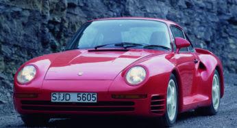 Porsche 959 : pourquoi cette voiture a marqué l'histoire ?