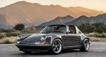 Porsche 911 x Singer : le luxe sur mesure