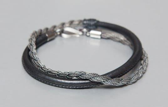 Bracelet double Orner