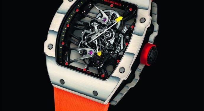 Montre Richard Mille : le bijou à 770 000 euros de Rafael Nadal