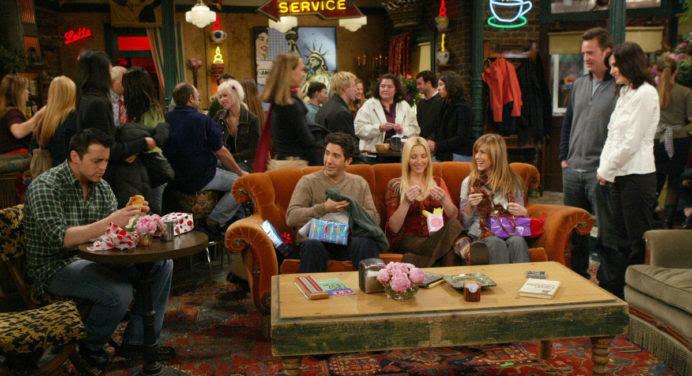 Friends : l'épisode retrouvailles est tourné