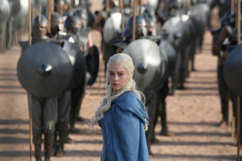 Game of Thrones dans le top 10 des meilleures séries de l'Histoire