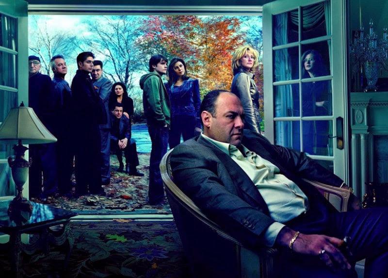 Les Soprano dans le top 10 des meilleures séries de l'Histoire