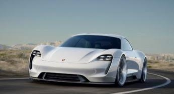 Mission E : l'avenir électrique de Porsche