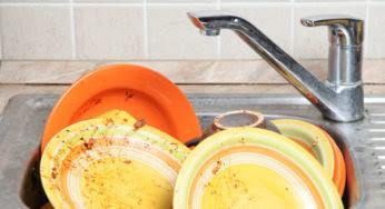 La meilleure solution contre le stress ? Faire la vaisselle !