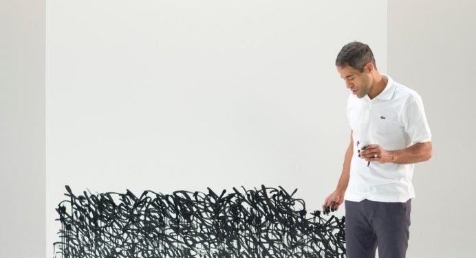 Lacoste x JonOne : la mode sous le signe du street-art