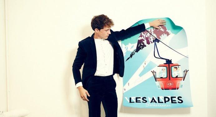 Cavalier Bleu : en mode ski à Paris