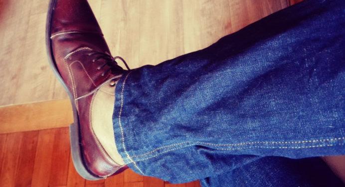 Voici les premiers jeans Bexley !