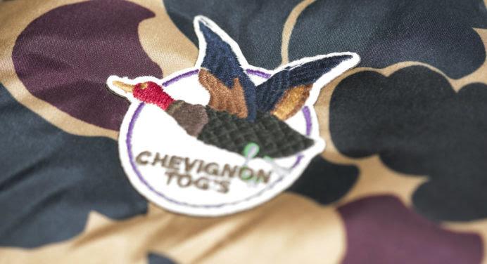 Tog's : la doudoune Chevignon est vraiment unique